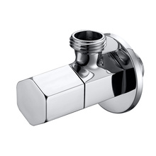 Heavy Duty Outlet Chrome Plated Angel Valve