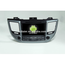 Kaier factory Quad core . android 4.4 car dvd for IX35 2015 +OEM+1024*600+mirrior link +TPMS