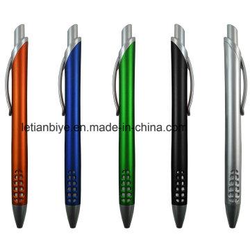 Bolígrafo de alta calidad con logotipo y color personal (LT-C740)