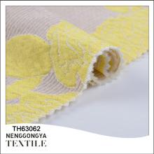 Personnalisé oem En Gros doux fil teint 50 polyester 50 coton tissu