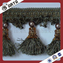Made in China,Curtain Lace Trim Fringe Used for Drapes,Cushions and accessories