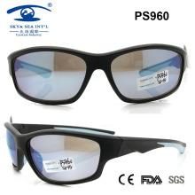 Woman Man Fashion Plastic Sport Sunglasses (PS960)