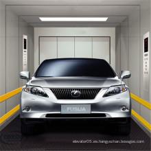 Edificio móvil comercial del estacionamiento del coche de pasajeros Ascensor automático del elevador del garaje