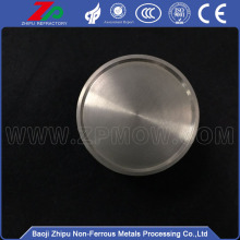 Good Quality for Tungsten Plate 99.95% Pure tungsten sputtering target for sale export to Ukraine Manufacturers
