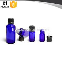 5 ml 10 ml 15 ml 20 ml 30 ml 50 ml 100 ml de verre bleu cobalt huiles essentielles bouteilles