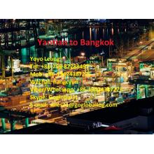 Shenzhen Yantian Sea Freight to Thailand Bangkok