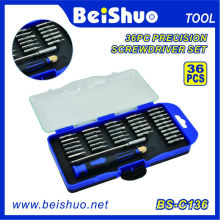 Professional Magnetic Precision Tool Screwdriver Set