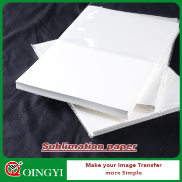 qingyi dye sublimation paper for clothing