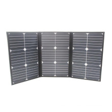 60W Sunpower Semi Flexible Solar Panel With Mc4 Output Easy To Install Roof Layouts,Boating For Storage Battery Any device