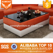 SUMENG brand new PVC coffee table from China