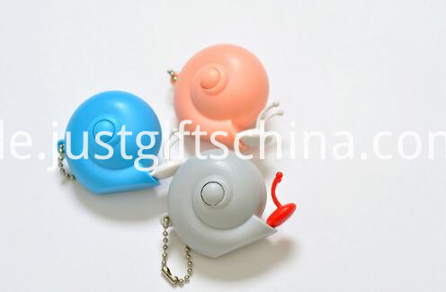 Promotional Snail Tape Measure