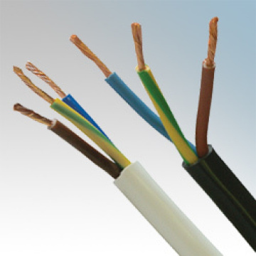 Multicore BVVB Flat Cable Electrical wire