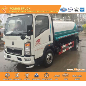 1000gallons water tank truck for sale in Dubai