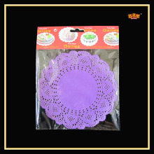 6.5 Inches Grease Proof High Quality Doily Consumer Products