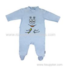 Baby Boy Emb. Romper--nrmg4106