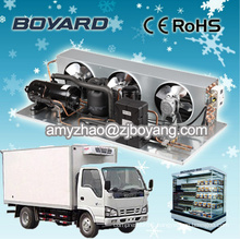 Boyrard brand small condensing unit for meat fruits seafood keeping fresh