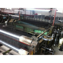Wire Mesh Machine Producing Black Wire Cloth