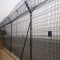 High Quality Coated High Security Airport Security Fence