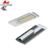 ENEC certified LED street light, Installation on pole or bracket, 30w 150w, 3600lm, 1-10V dimming