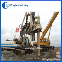 Factory Price Hydraulic Drilling Machine Pile Driver Drill Rig