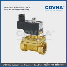 Válvula solenoide de gas / agua / aire / aceite de la serie 2W