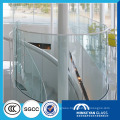 high quality safety tempered glass railing