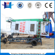 CE approved mobile tower type paddy dryer with best price