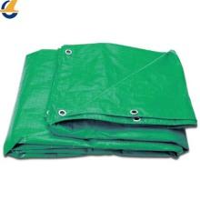 Green Woven Poly Tarpaulin Breathable