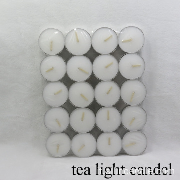 No Smoke Tea Light Candle per matrimoni