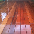 Factory Supply Distressed Outdoor Patio Solid IPE Wood Decking Floor