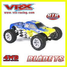 VRX racing motor brushless função cheia em carro de brinquedos de controle de rádio