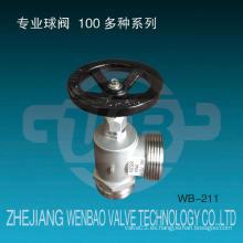 Wb-211 Fbtrg Hidrante Válvula Nuevos Productos Dn65 Ss304 Material
