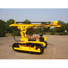 Crawler Oil Portable Drilling Rig (DC-725B)