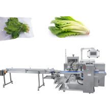 Автоматическая машина для упаковки пищевых продуктов в пакеты для салата-латука