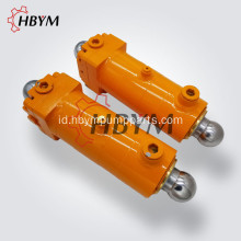 Q70-100 Sany Swing Plunger Cylinder untuk Pompa Beton