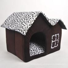 OEM personalizado al por mayor de peluche de juguete grande casa de perro