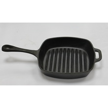 Kitchenware Black BBQ Grill Pan Cast