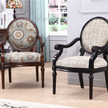 Europe style for Stainless Steel Legs Barcelona Chair Carved Upholstery Side Armchair For Living Room export to Germany Wholesale