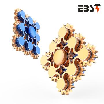 Металлическая ручная прядильная шайба 188 Подшипник 9-го механизма связи Fidget Spinner Toy Wind Spinner для взрослых портативных игрушек EDC Fidget