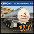 Capacidad del camión del tanque del combustible / del aceite / de agua de Isuzu Qingling Vc46 20m3