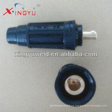 Antorcha de soldadura Cable Conector / conector de cable