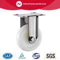 Plate Fixed PA Stainless Steel Caster