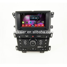 NEW!car dvd with mirror link/DVR/TPMS/OBD2 for 8inch 4.4 Android systemFORD EDGE