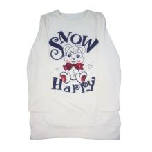Niedliches Kinderbaby-T-Shirt in der Kleidung der Kinder