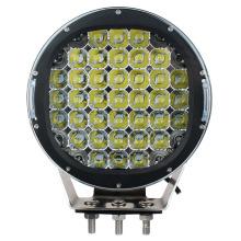 Высокая интерсити! ! ! Светодиодный рабочий свет 185 Вт для бездорожья, 9-дюймовый светодиодный рабочий светильник CREE