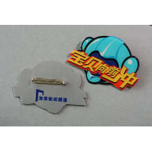Custom Offset Printed Badge (GZHY-YS-037)