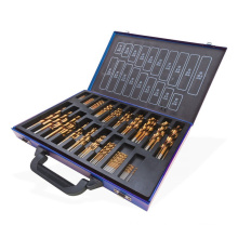 Concrete High Speed Steel Masonry HSS Drill Bit Set