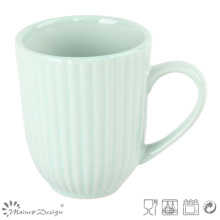 2016 12oz Green Ceramic Milk Mug