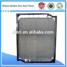 Meilleur prix 990 * 680mm en aluminium et en plastique WG972531077 radiateur