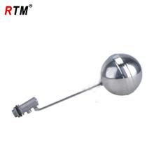 brass float-ball valve